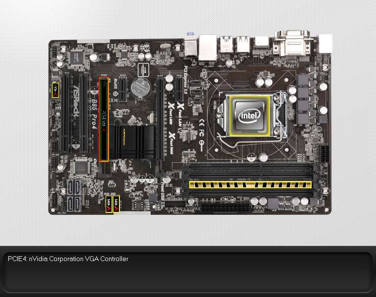 MSI 1060 GAMING X is not visible in hardware list